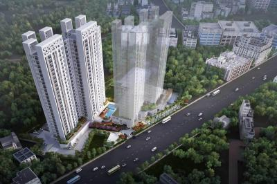 Gallery Cover Image of 990 Sq.ft 3 BHK Apartment for buy in Rishi Pranaya Phase I, Kalikapur for 5300000