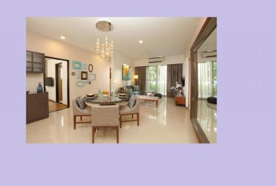 Gallery Cover Image of 730 Sq.ft 1 BHK Apartment for buy in Alliance Galleria Residences, Old Pallavaram for 6570000