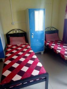 Bedroom Image of Om Sai Luxury PG in Kharadi