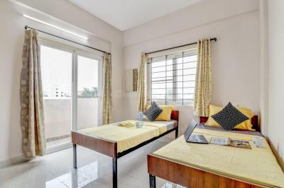 Bedroom Image of Oyo Life Blr2057 in R.K. Hegde Nagar