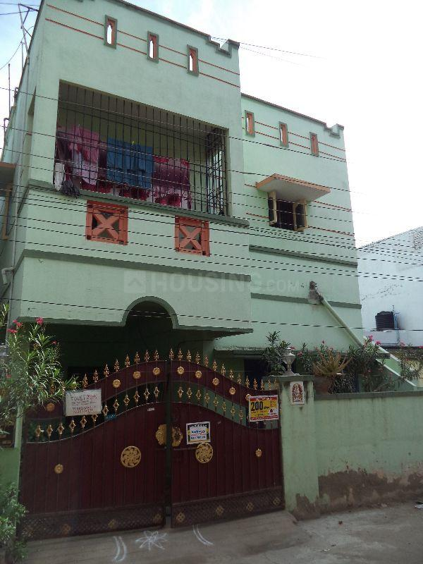 Building Image of 800 Sq.ft 2 BHK Independent House for rent in Porur for 10000