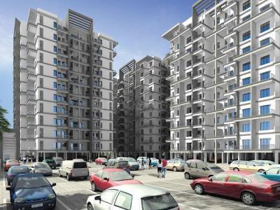 Gallery Cover Image of 1023 Sq.ft 2 BHK Apartment for buy in Aksha Vrundavan, Chikhali for 4411000
