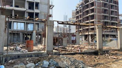 Gallery Cover Image of 450 Sq.ft 1 RK Apartment for buy in Ulwe for 3600000