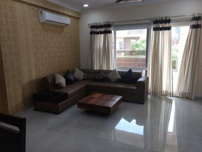 Gallery Cover Image of 1700 Sq.ft 3 BHK Independent Floor for rent in Sushant Lok I for 55000