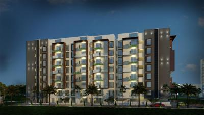 Gallery Cover Image of 866 Sq.ft 2 BHK Apartment for rent in Cynosure Whitespaces, Thirumalashettyhally for 16500