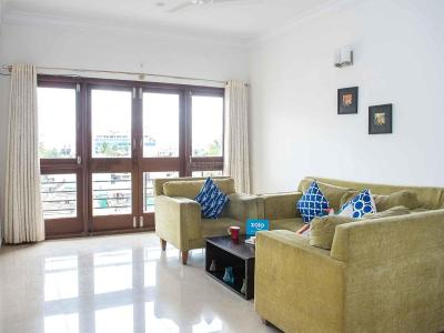 Living Room Image of Zolo Magestinos in Pimple Saudagar