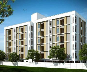 Gallery Cover Image of 1210 Sq.ft 3 BHK Apartment for buy in Pallavaram for 8000000