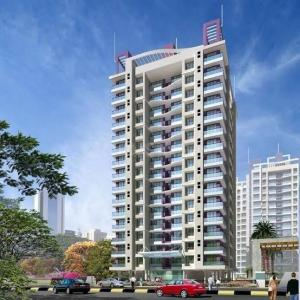 Gallery Cover Image of 1100 Sq.ft 3 BHK Apartment for buy in Veena Saaz, Kandivali East for 27500000
