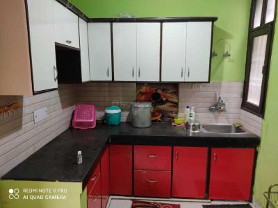 Gallery Cover Image of 500 Sq.ft 1 BHK Independent Floor for buy in Mahavir Enclave for 2300000