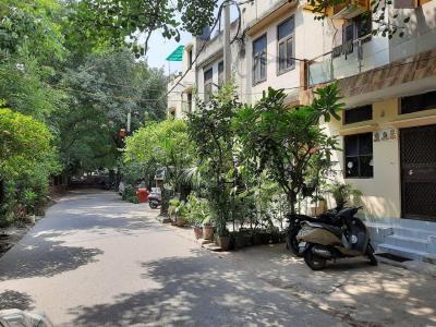 Gallery Cover Image of 160 Sq.ft 1 RK Apartment for rent in RWA Block K Lajpat Nagar 2, Lajpat Nagar for 24000