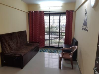 Gallery Cover Image of 575 Sq.ft 1 BHK Apartment for rent in Rabale for 20000