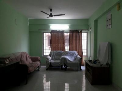 Gallery Cover Image of 1400 Sq.ft 3 BHK Apartment for rent in New Town for 23000