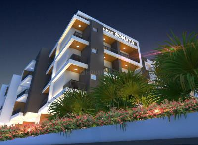 Gallery Cover Image of 923 Sq.ft 2 BHK Apartment for buy in DSMAX SONATA, Jalahalli West for 3200000