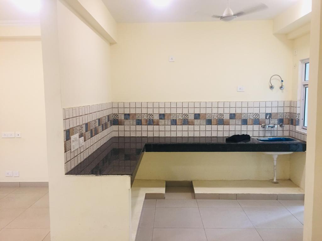 Kitchen Image of 1035 Sq.ft 2 BHK Apartment for buy in Vaishali for 6000000