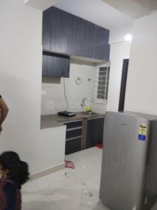 Gallery Cover Image of 550 Sq.ft 1 BHK Apartment for rent in Koramangala for 34000