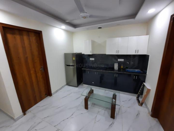 जनकपुरी में श्री कृष्ण पीजी के बेडरूम की तस्वीर