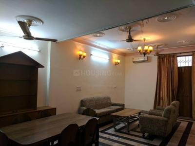 Gallery Cover Image of 1150 Sq.ft 3 BHK Independent Floor for buy in Said-Ul-Ajaib for 8500000