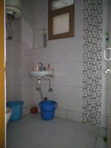 Bathroom Image of PG 3806488 Khanpur in Khanpur