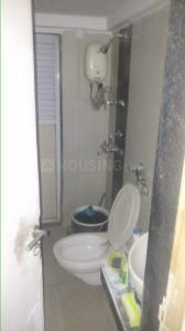 Bathroom Image of 900 Sq.ft 2 BHK Apartment for buy in Rustomjee Global City, Virar West for 4500000