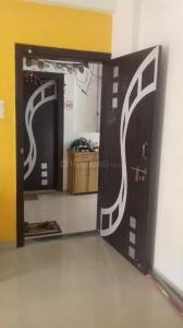 Gallery Cover Image of 650 Sq.ft 1 BHK Apartment for rent in Maruti Krushnai Vihar, Pimple Gurav for 15000