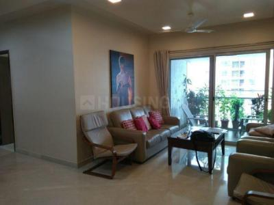 Gallery Cover Image of 1350 Sq.ft 2 BHK Apartment for rent in DB Woods, Goregaon East for 65000