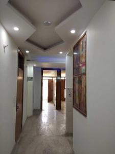 Gallery Cover Image of 675 Sq.ft 3 BHK Apartment for buy in Dwarka Mor for 3600000