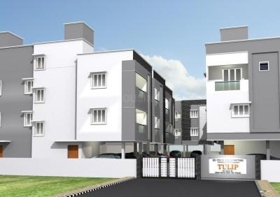 Gallery Cover Image of 1641 Sq.ft 3 BHK Apartment for buy in Manapakkam for 8674000