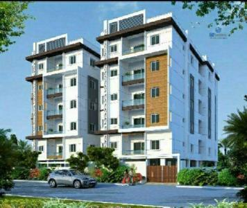 Gallery Cover Image of 1275 Sq.ft 2 BHK Apartment for buy in Booomy Jahanavis My Homes, Puppalaguda for 6300000