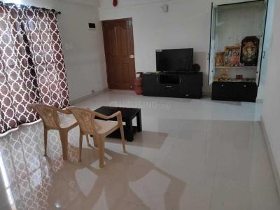 Gallery Cover Image of 1435 Sq.ft 3 BHK Apartment for rent in United Elcysium 2, Thirumalashettyhally for 21000