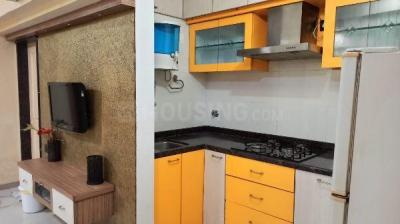 Gallery Cover Image of 340 Sq.ft 1 RK Apartment for rent in Piccadilly Buildings, Goregaon East for 17000