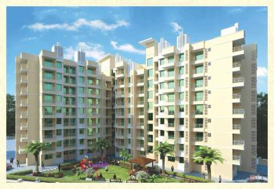 Gallery Cover Image of 650 Sq.ft 1 BHK Apartment for buy in Shrushti Aarambh Wing C Phase I, Badlapur West for 2425000