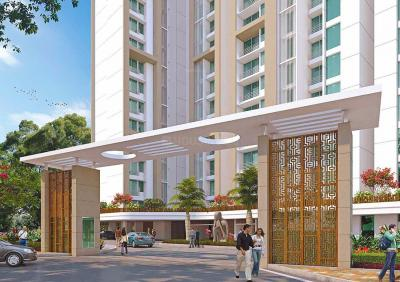 Gallery Cover Image of 524 Sq.ft 2 BHK Apartment for buy in Palava Phase 1 Usarghar Gaon for 5430000