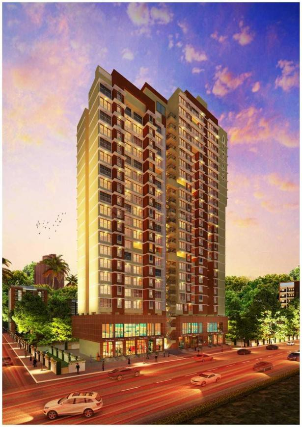 Building Image of 724 Sq.ft 1 BHK Apartment for buy in Lower Parel for 20800000