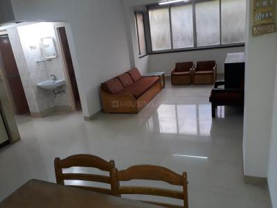 Gallery Cover Image of 1000 Sq.ft 1 BHK Apartment for rent in Sea Pearl Apartments, Bandra West for 60000