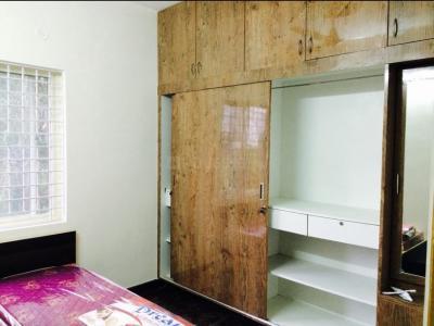 Bedroom Image of Sri Balaji New Paradise PG in Panduranga Nagar