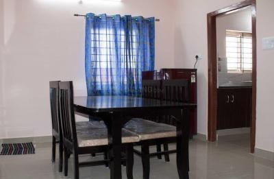 Dining Room Image of Sai Vasavi Nivas Flat No 402 in Manikonda