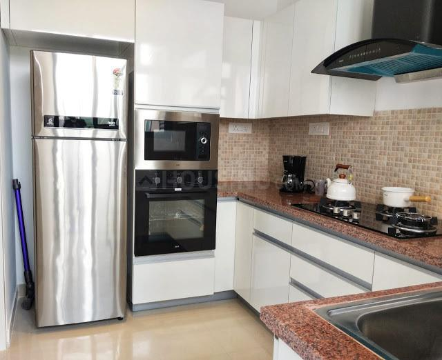 Kitchen Image of 1137 Sq.ft 2 BHK Apartment for buy in Sector 150 for 4800000