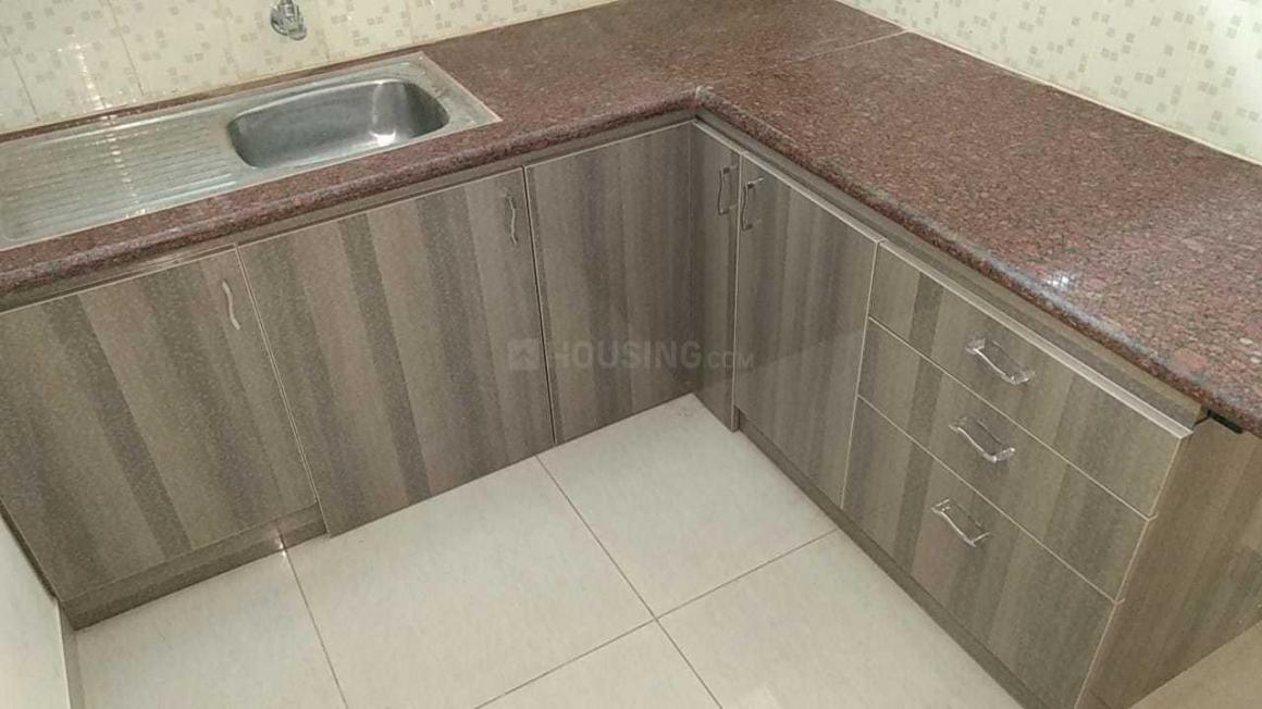 Kitchen Image of 1077 Sq.ft 2 BHK Apartment for rent in Keelma Nagar for 15000