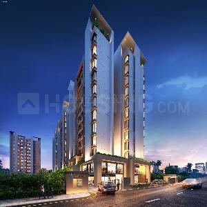 Gallery Cover Image of 1189 Sq.ft 3 BHK Apartment for buy in RISHI Ventoso, Madhyamgram for 4644420