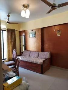 Gallery Cover Image of 650 Sq.ft 1 BHK Apartment for rent in Pushpanjali Residency Phase 2, Thane West for 16500