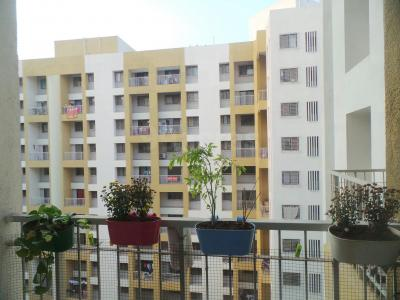 Gallery Cover Image of 600 Sq.ft 1 BHK Apartment for buy in Hadapsar for 3500000