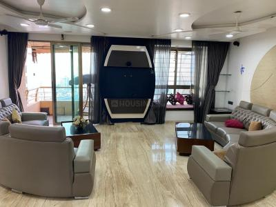Gallery Cover Image of 2800 Sq.ft 4 BHK Apartment for rent in Radius Imperial Heights, Goregaon West for 125000