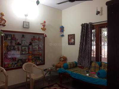 Gallery Cover Image of 1400 Sq.ft 3 BHK Independent Floor for rent in Jeevanbheemanagar for 25000