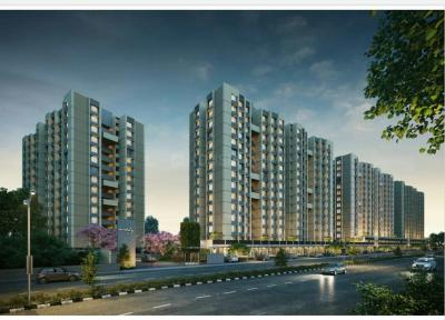 Gallery Cover Image of 1475 Sq.ft 3 BHK Apartment for buy in GSG Abode Orchid Sky, Sarkhej- Okaf for 5800000