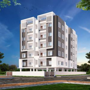 Gallery Cover Image of 1160 Sq.ft 2 BHK Apartment for buy in Meerpet for 5200000
