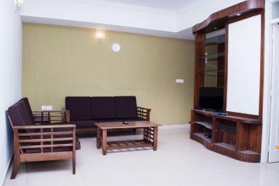 Living Room Image of G1 Gf-shrinidhi Scintila Apartments in Hebbal Kempapura
