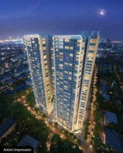 Gallery Cover Image of 1125 Sq.ft 2 BHK Apartment for buy in Sheth Beaumonte, Sion for 34000000