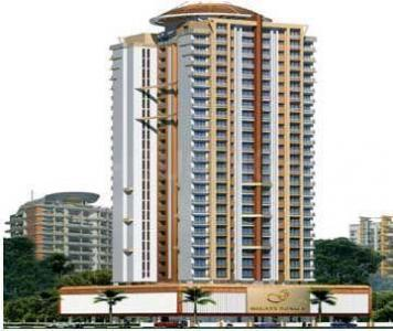Gallery Cover Image of 650 Sq.ft 1 BHK Apartment for buy in Galaxy Royale, Goregaon West for 8100000