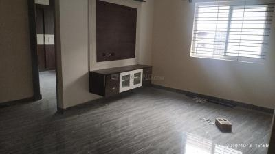 Gallery Cover Image of 600 Sq.ft 1 BHK Independent Floor for rent in 5th Phase for 12000