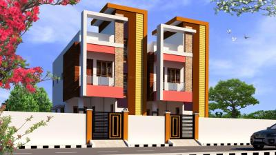 Gallery Cover Image of 1310 Sq.ft 3 BHK Independent House for buy in Thiruneermalai for 6400000